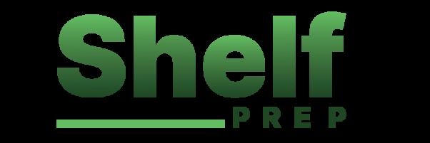 Green Shelf Prep Logo